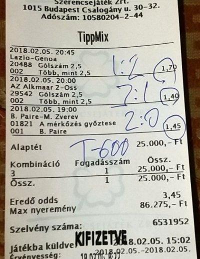 Tippmix tipp-Tippmix tippek -Sportfogadás