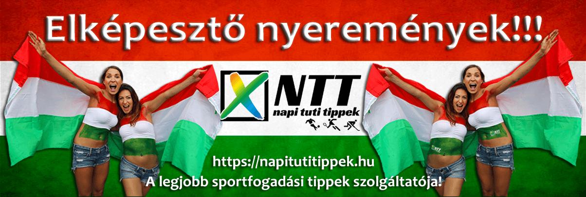 Mai meccsek Tippmixre: Tippmix tippek, mérkőzés elemzések, statisztikai adatok. Napi ingyenes tippek. Csatlakozz Magyarország legsikeresebb sportfogadó csapatához!