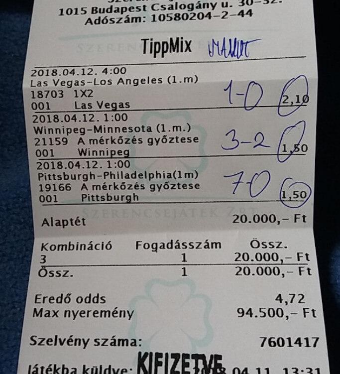 A legjobb foci tippek az év minden napján: Tippmix tippek, mérkőzés elemzések, statisztikai adatok. Napi ingyenes tippek. Csatlakozz Magyarország legsikeresebb sportfogadó csapatához!