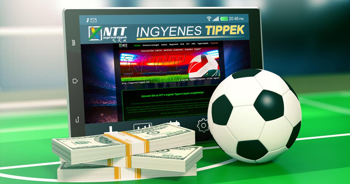 Ütős Prémium Foci tippek - Ingyen Tippmix tippek: Tippmix tippek, mérkőzés elemzések, statisztikai adatok. Napi ingyenes tippek. Csatlakozz Magyarország legsikeresebb sportfogadó csapatához!