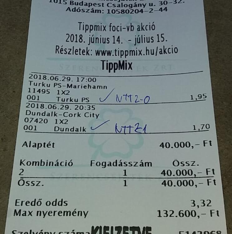 Sportfogadás, Tippmix, NTT: Tippmix tippek, mérkőzés elemzések, statisztikai adatok. Napi ingyenes tippek. Csatlakozz Magyarország legsikeresebb sportfogadó csapatához!