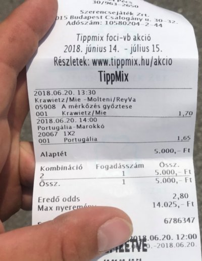NTT - Foci tippek - Tippmix tippek - Sportfogadás- Portugália 1