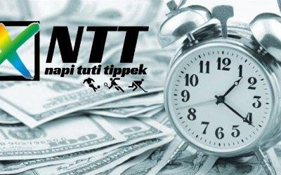 2019 07 20 Szombat – NTT: Közel 76.92%-on zártunk! Gratulálunk!