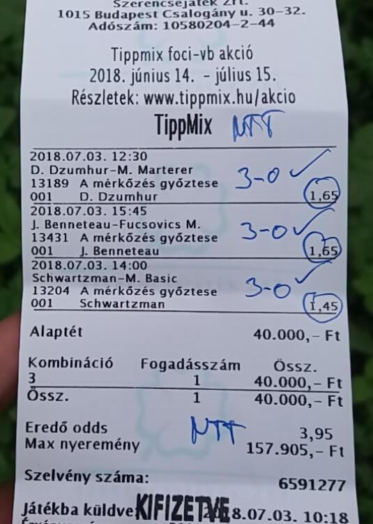 Foci tippek statisztikák: Tippmix tippek, mérkőzés elemzések, statisztikai adatok. Napi ingyenes tippek. Csatlakozz Magyarország legsikeresebb sportfogadó csapatához!