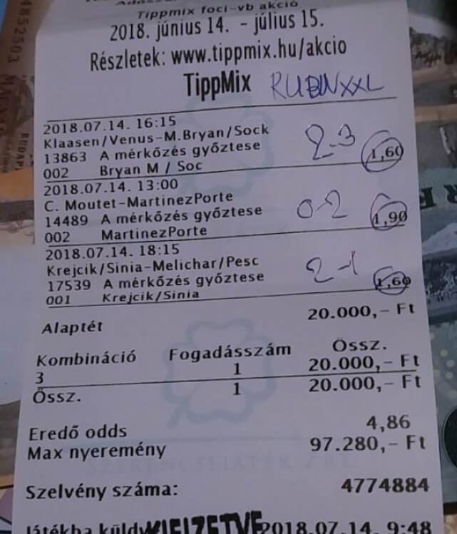 NTT: Sportfogadás, Tippmix, Foci tippek: Tippmix tippek, mérkőzés elemzések, statisztikai adatok. Napi ingyenes tippek. Csatlakozz Magyarország legsikeresebb sportfogadó csapatához!