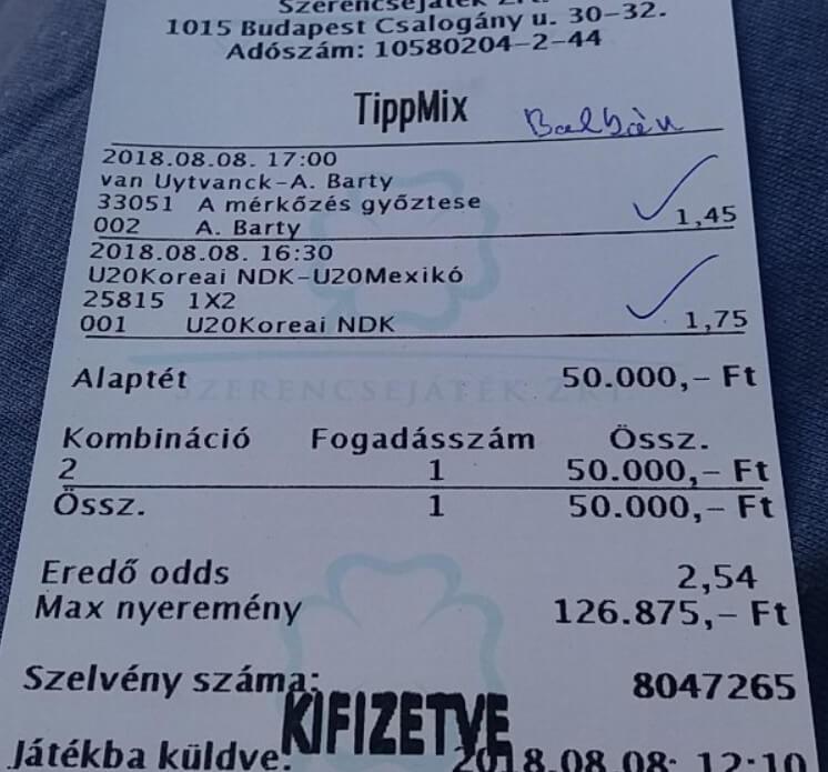 Sportfogadás, Tippmix, Foci tippek: Tippmix tippek, mérkőzés elemzések, statisztikai adatok. Napi ingyenes tippek. Csatlakozz Magyarország legsikeresebb sportfogadó csapatához!