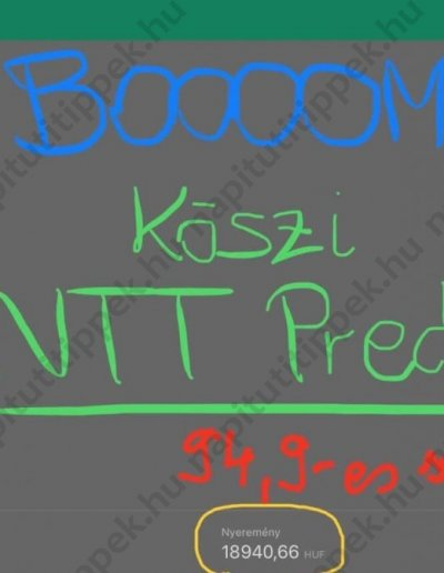 NTT Predátor 16