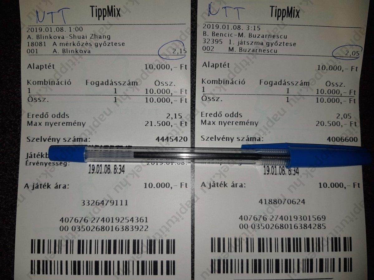 Kidolgozott ütős Tippmix tippek: Tippmix tippek, mérkőzés elemzések, statisztikai adatok. Napi ingyenes tippek. Csatlakozz Magyarország legsikeresebb sportfogadó csapatához!