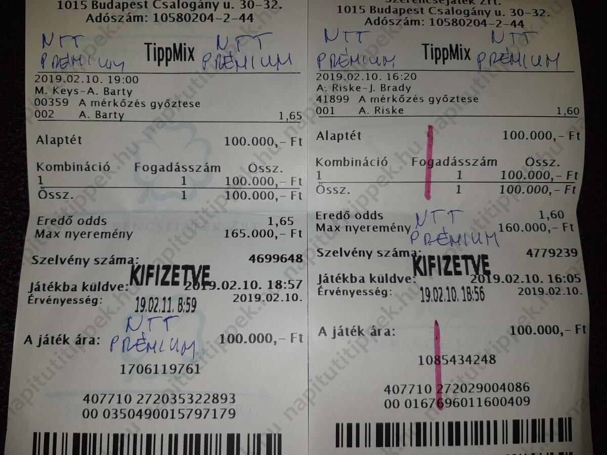 Ziccer Profi Tippmix tippek: Tippmix tippek, mérkőzés elemzések, statisztikai adatok. Napi ingyenes tippek. Csatlakozz Magyarország legsikeresebb sportfogadó csapatához!