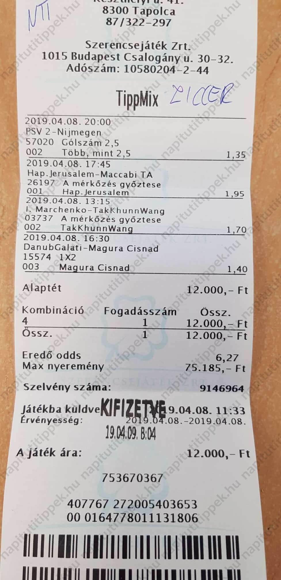 Tippmix és Sportfogadási stratégiák – No Limit - Ziccer: Tippmix tippek, mérkőzés elemzések, statisztikai adatok. Napi ingyenes tippek. Csatlakozz Magyarország legsikeresebb sportfogadó csapatához!