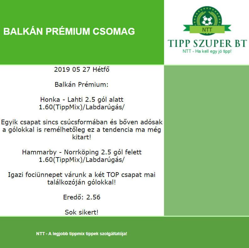 Tippmix tippek és kidolgozott sportfogadási szisztémák: Tippmix tippek, mérkőzés elemzések, statisztikai adatok. Napi ingyenes tippek. Csatlakozz Magyarország legsikeresebb sportfogadó csapatához!