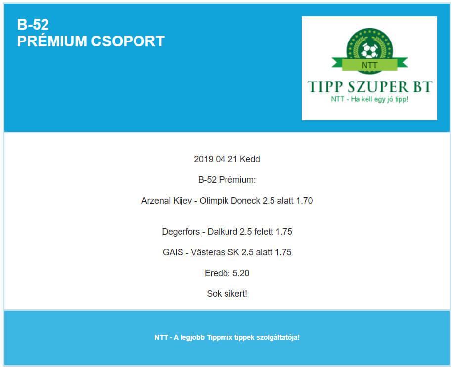 Sportfogadási tippek és variációk Tippmixre: Tippmix tippek, mérkőzés elemzések, statisztikai adatok. Napi ingyenes tippek. Csatlakozz Magyarország legsikeresebb sportfogadó csapatához!