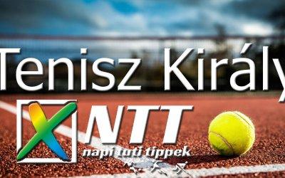 2019 07 08 Hétfő – A Tenisz Király Prémiumcsoport egy pillanatra sem hajlandó lassítani!