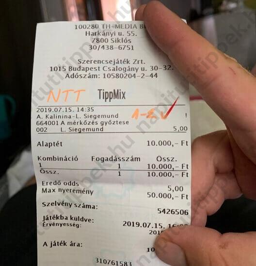 NTT: Tippmix tippek és szelvények: Tippmix tippek, mérkőzés elemzések, statisztikai adatok. Napi ingyenes tippek. Csatlakozz Magyarország legsikeresebb sportfogadó csapatához!