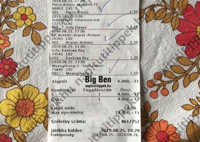 Big Ben - Tippmix tippek 42 - Tippmix tippek