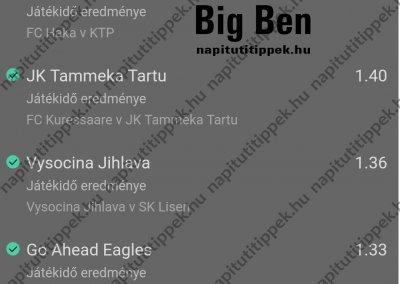 Big Ben - Tippmix tippek 48 - Tippmix tippek