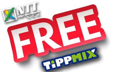 Tippmix: A mai INGYENES TIPPMIX TIPP 3.00-as szorzóért elérhető!
