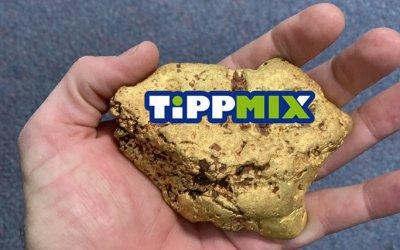Tippmix: Aranyrögök nyomában!- Gyere Te is!